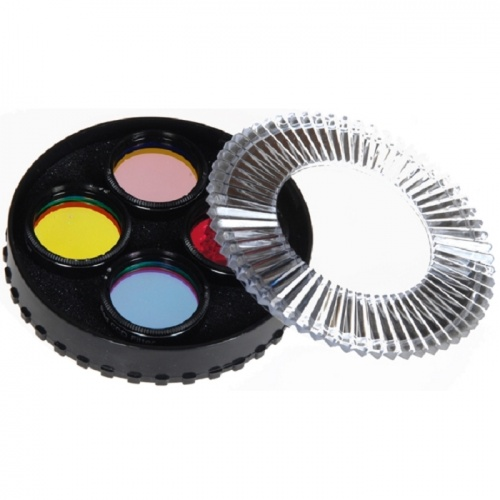 Skywatcher L-RGB CCD Filter Set 1.25''
