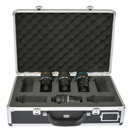 Baader Hyperion Starter Set - 4 Eyepieces With Hard Case