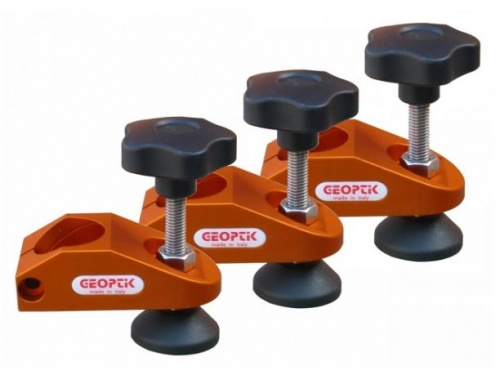 Geoptik Adjustable Levelling Feet 3pk