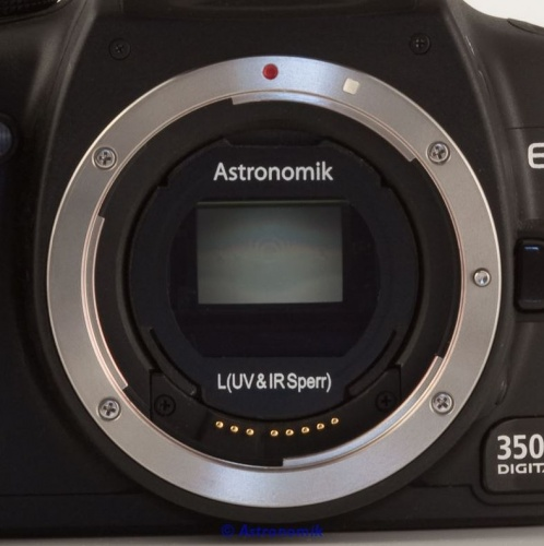 Astronomik L UV/IR EOS Clip In Filter