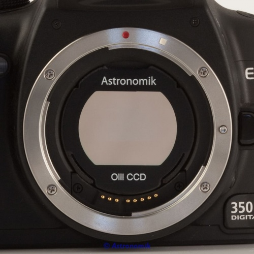 Astronomik OIII 12nm CCD EOS Clip In Filter