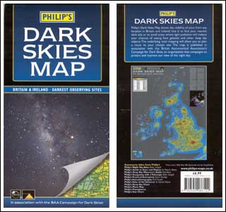 Philips Dark Skies Map