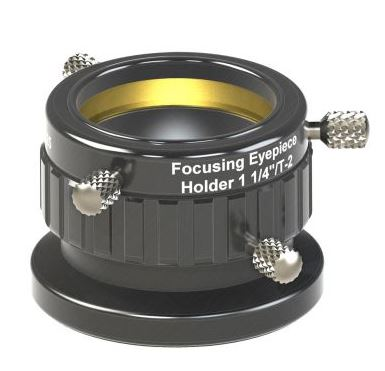 Baader 1.25'' Helical Focusing Eyepiece Holder T2
