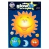 Glow 3D Funny Solar System