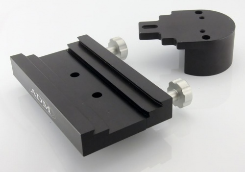 ADM Dual Saddle Adaptor For CG-5 Mount