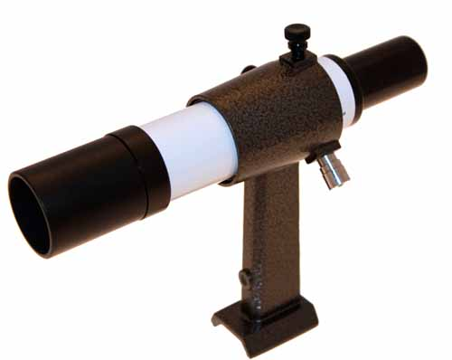 Antares 6 x 30 Straight Finderscope With Bracket