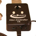 Moonlite Mini v2 Stepper Motor Controller