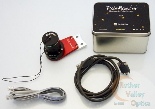 QHY Polemaster Electric Polar Scope With Adaptor