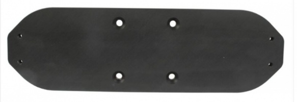Baader Mounting Plate For Baader Guidescope Ring Set BP I & II
