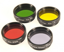 Skywatcher 1.25'' Lunar & Planetary Filter Set