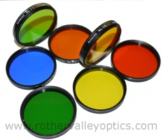 Antares 7 Piece Colour Filter Set 2''