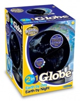 Brainstorm 2 in 1 Earth & Constellation Globe