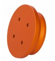 Geoptik Adaptor Puck For HEQ5 Mounts To Use Universal Mounting Plate