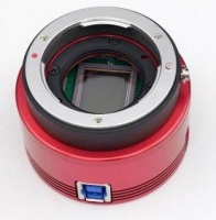 ZWO ASI1600MM Monochrome 4/3'' CMOS USB 3.0 Deep Sky Imaging Camera