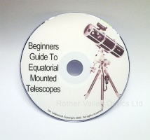 RVO Beginners Guide To Equatorial Mounted Telescopes DVD