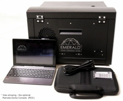 Emerald Gold-Lite HD Portable Digital Planetarium Projector Up To 10m Domes