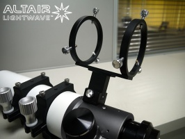 Altair Lightwave Refractor Finderscope Bracket & Rings