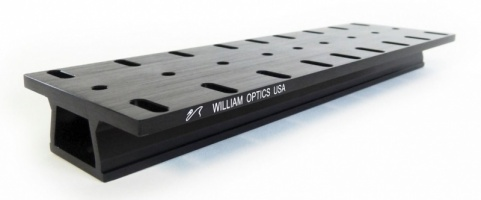 William Optics Long Dovetail Plate Vixen Style