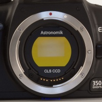 Astronomik CLS CCD Deep Sky & Light Pollution Filter Canon EOS Clip Fit