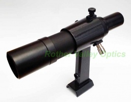 Rother Valley Optics 6 x 30 Straight Finderscope With Bracket