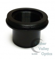 Rother Valley Optics T2 Nosepiece Adaptor 1.25''