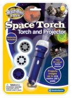 Brainstorm Space Torch & Projector