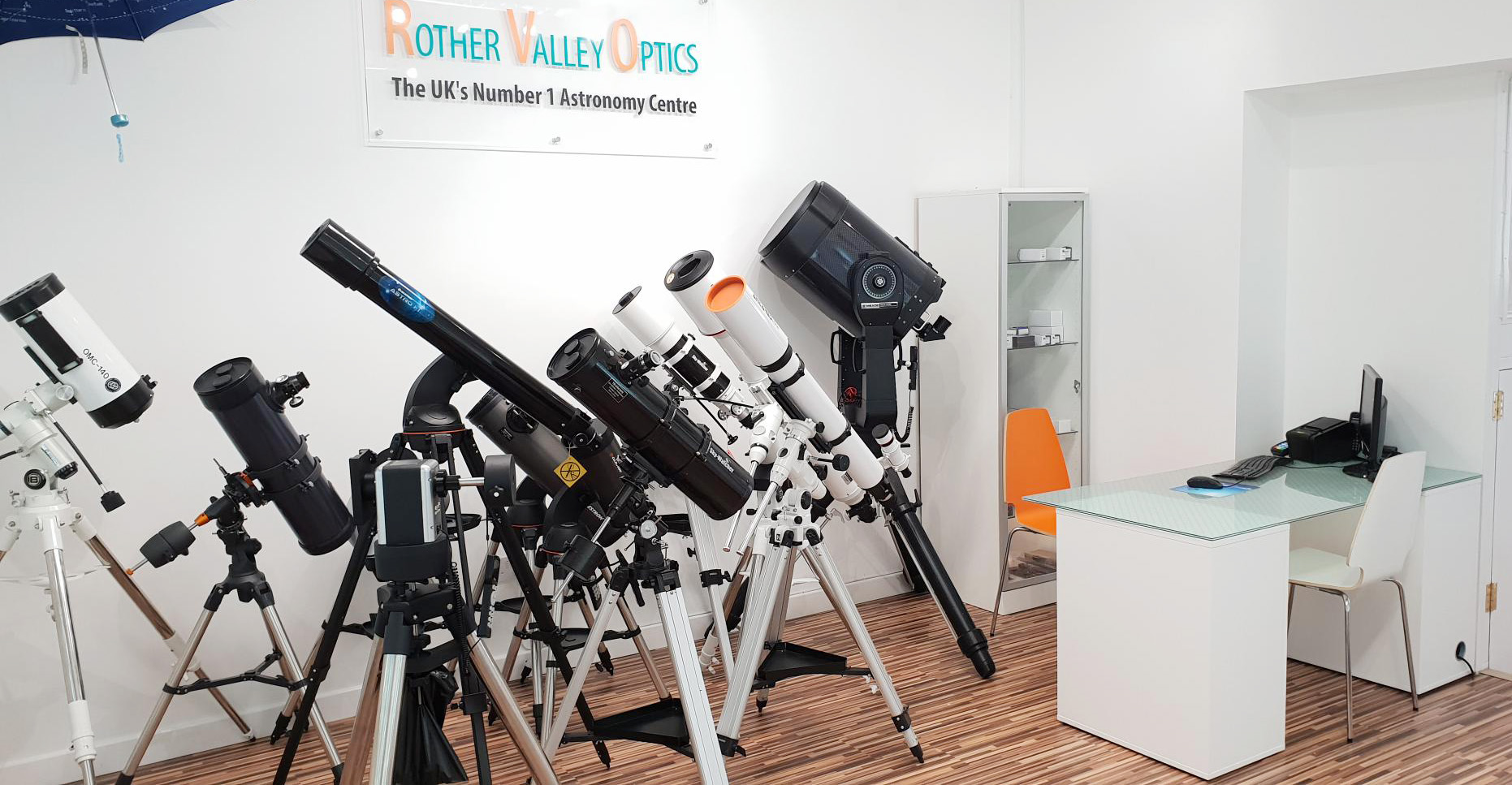 About us rother valley optics ltd