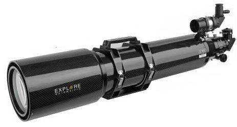 Explore Scientific ED APO 165mm f/7 Carbon Fibre FPL-53 With 3'' FT Focuser