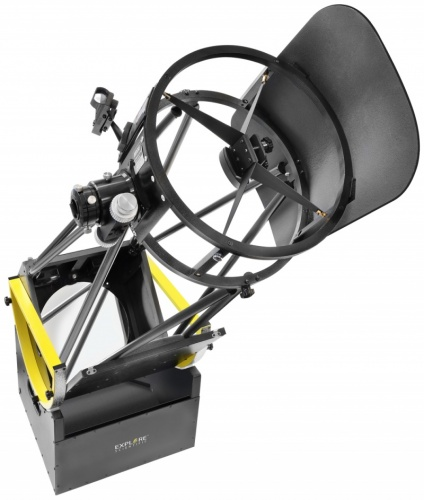 Explore Scientific Ultra Light 12'' Dobsonian Telescope Gen II