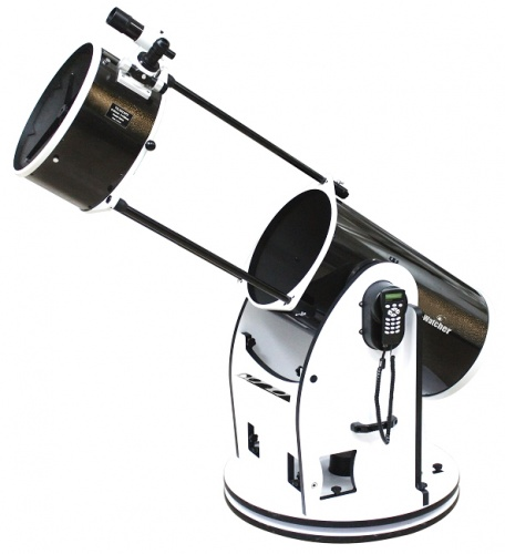 Skywatcher Skyliner 400P Flex Tube SynScan GOTO Dobsonian Telescope