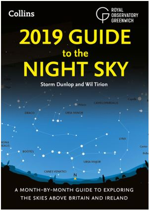Collins 2019 Guide To The Night Sky