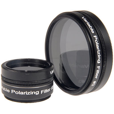 OVL Variable Polarising Filters