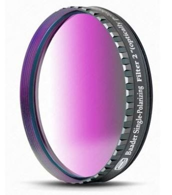 Baader 2'' Single Polarising Filter