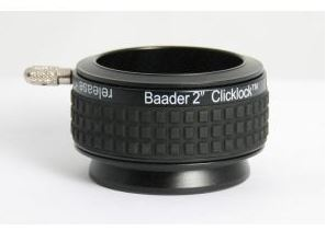 Baader 2'' Clicklock Clamp S57 / Newton Ring Dovetail