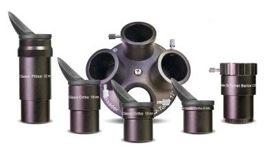 Baader Classic Q Eyepiece Set With Q-Turret