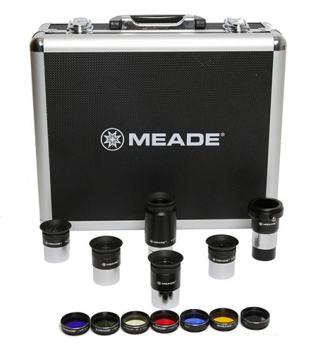 Meade 4K Eyepiece & Filter Kit 1.25''