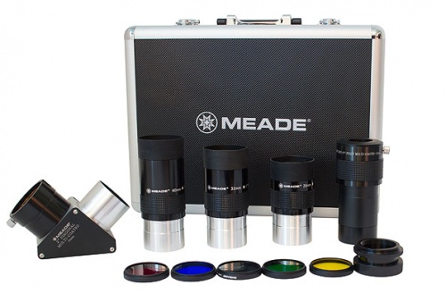 Meade 4K Eyepiece & Filter Kit 2''