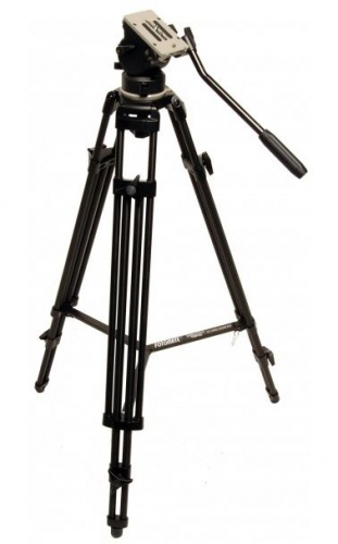 Fotomate VT-990-222R Super Heavy Duty Professional 2 Way Tripod