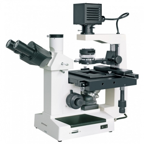 Bresser Science IVM-401 Microscope