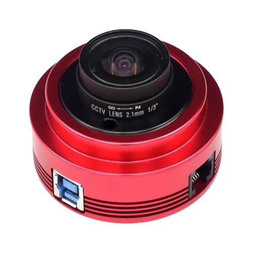 ZWO ASI120MC-S Colour 1/3'' CMOS USB 3.0 Camera