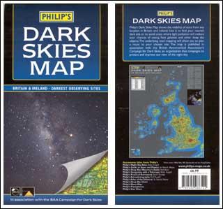 Philips Dark Skies Map - Rother Valley Optics Ltd on