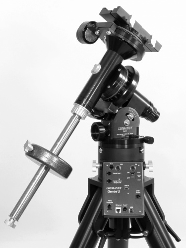 Losmandy G11 Equatorial Mount