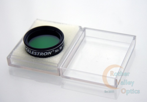 Second Hand Celestron No.56 Green Filter 1.25''
