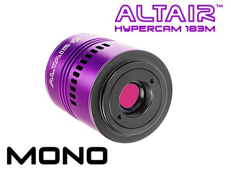 Altair Hypercam 183M Pro Cooled Mono 20mp Astronomy Camera