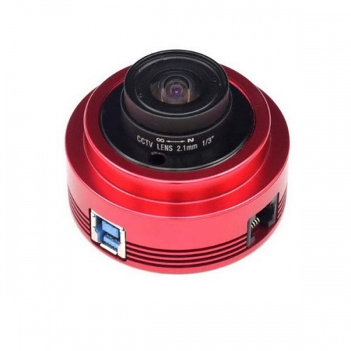 ZWO ASI120MM-S Monochrome 1/3'' CMOS USB 3.0 Camera