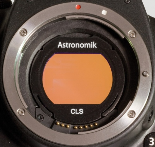 Astronomik CLS Canon EOS Clip In Deep Sky & Light Pollution Filter