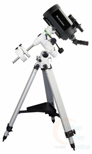 Celestron C5 SCT OTA With Skywatcher EQ3-2 Mount & Tripod