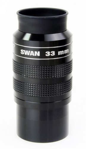 William Optics 33mm SWAN Super Wide Angle 72° 2'' Eyepiece