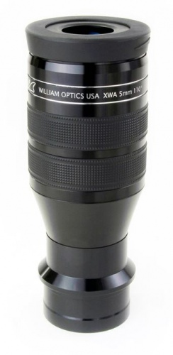William Optics 5mm XWA Extremely Wide Angle 110° Eyepiece