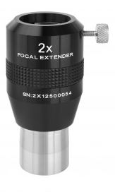 Explore Scientific 2x Barlow Focal Extender 1.25''